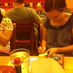 Photo taken at Pechanga Café by Megan P. on 8/4/2013