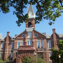 Photo taken at Drake University by Cindy S. on 6/16/2013