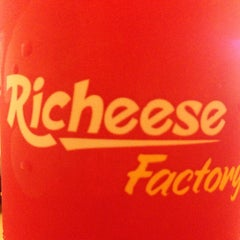 Photo taken at Richeese Factory by Dzul Fikri R. on 5/31/2013