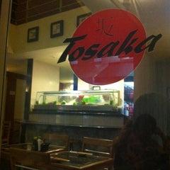 Photo taken at Tosaka by Aloha R. on 3/12/2013