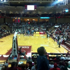 Photo taken at TD Arena, College of Charleston by Ray B. on 12/5/2012
