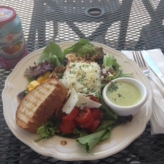Photo taken at Fambrini's Terrace Cafe by Georges M. on 7/22/2014
