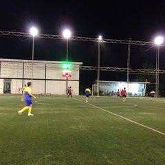 Photo taken at Boy Tarprajun FC by Donut C. on 2/15/2014