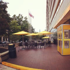 Photo taken at Au Bon Pain by Alap S. on 10/19/2013