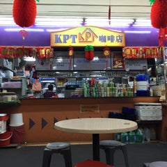 Photo taken at KPT 咖啡店 by Siang Hwee F. on 2/25/2015