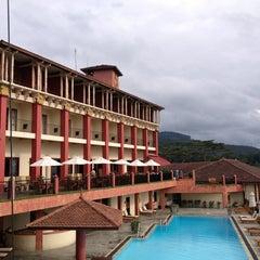 Photo taken at Amaya Hills by Chathura P. on 7/21/2013