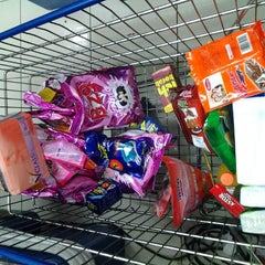 Photo taken at hypermart by Devina T. on 12/9/2012