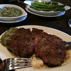 Photo taken at Ruth's Chris Steak House by Dace Elza D. on 7/20/2014
