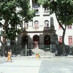 Photo taken at Instituto de Filosofia e Ciências Sociais (IFCS) by Gabriel S. on 3/12/2013