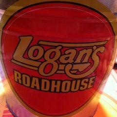 Photo taken at Logan's Roadhouse by Meagan J. on 4/11/2013