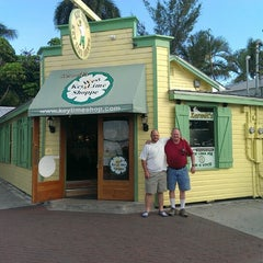 Photo taken at Kermit's Key West Key Lime Shoppe by Jamie H. on 5/21/2013