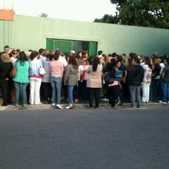 Photo taken at Colegio Ramos Mejia by KaRu on 2/25/2013