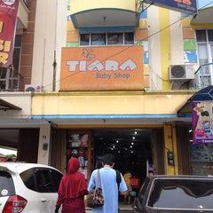 Photo taken at Tiara Baby Shop by Rizal E. on 6/8/2013