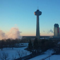 Photo taken at Courtyard Niagara Falls by Pierre T. on 1/28/2015