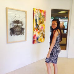 Photo taken at Vargas Museum by Merl P. on 7/12/2015
