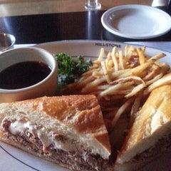 Photo taken at Hillstone Restaurant by Chris D. on 4/4/2013