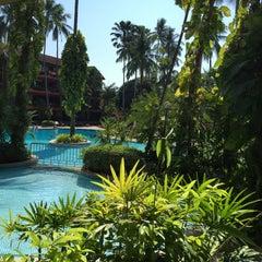 Photo taken at Patong Merlin Hotel Phuket by Monoceros K. on 3/25/2015