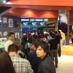 Photo taken at CCM Cinemas by Fede V. on 6/22/2013