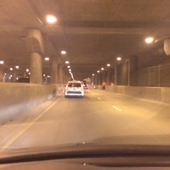 Photo taken at Lower Wacker Drive by Nathan M. on 7/20/2015