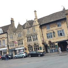 Photo taken at Stow-on-the-Wold by Selina Y. on 6/28/2015