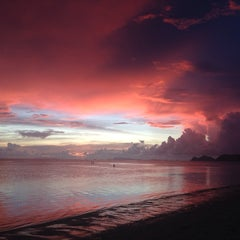 Photo taken at Power Beach Resort by Krasik on 12/6/2014
