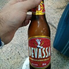 Photo taken at Cervejaria Devassa by Eduardo S. on 7/6/2013