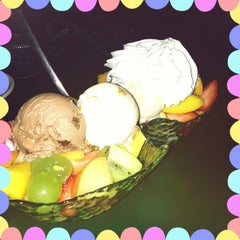 """Photo taken at Gelateria """"Dolcevita"""" by Elle C. on 7/13/2013"""