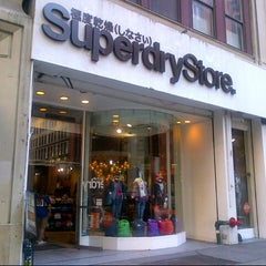 Photo taken at Superdry by Carlos Olmo V. on 9/22/2013