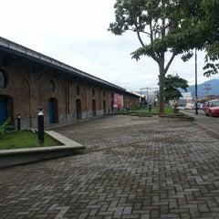 Photo taken at Fercori - Antigua Aduana by Manfreth C. on 8/23/2013