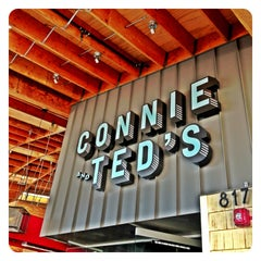 Photo taken at Connie and Ted's Seafood by Jeremiah C. on 7/6/2013
