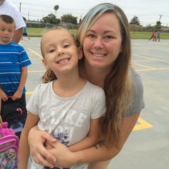 Photo taken at Eastwood Elementary by Kristen M. on 9/4/2014
