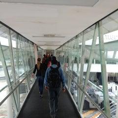 Photo taken at Aeropuerto Internacional de Tuxtla Gutierrez Ángel Albino Corzo (TGZ) by Israel M. on 6/27/2013