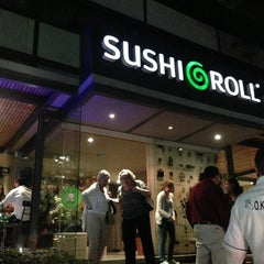 Photo taken at Sushi Roll by Saul Efren J. on 4/23/2013