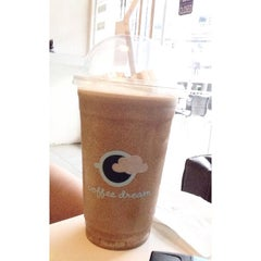 Photo taken at Coffee Dream by Jam M. on 1/26/2014