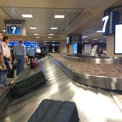 Photo taken at Baggage Claim 7 by Spatial Media on 5/17/2014