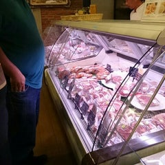 Photo taken at Mastro Meat Market by rinda a. on 4/25/2015