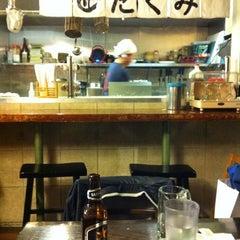 Photo taken at Ramen Takumi by Sara H. on 3/23/2013