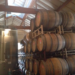 Photo taken at Claiborne & Churchill Vintners by Mandy E. on 10/13/2014