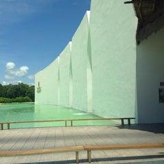 Photo taken at Grand Velas Riviera Maya by Pedro L. on 8/17/2015