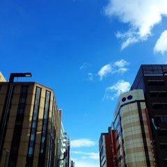 Photo taken at JTB北海道札幌支店 by Akira I. on 2/1/2014