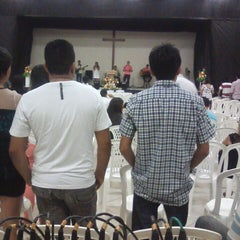 Photo taken at ICEM - Igreja Cristã Evangélica de Messejana by Phelypp B. on 10/6/2013