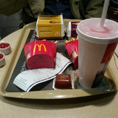Photo taken at McDonald's by Monica M. on 3/10/2013
