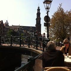 Photo taken at Café De Prins by Inmanima on 5/28/2013