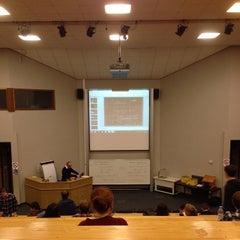 Photo taken at Hugh Owen Building, Aberystwyth University by Alex R. on 10/8/2013