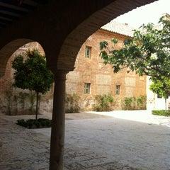 Photo taken at Hotel Parador de Almagro by Svetlana T. on 5/6/2013