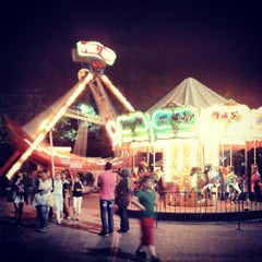 Photo taken at Florya Lunapark by Erkan E. on 9/8/2013
