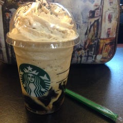 Photo taken at Starbucks (สตาร์บัคส์) by viewvvs on 6/24/2015