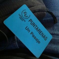 Photo taken at Terminal Empresarios Unidos by Jonathan N. on 3/17/2013