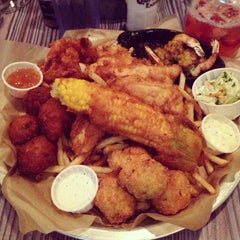 Photo taken at Joe's Crab Shack by Sam O. on 3/1/2013