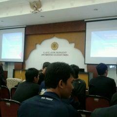 Photo taken at Fakultas Peternakan by Alvin M. on 3/24/2013
